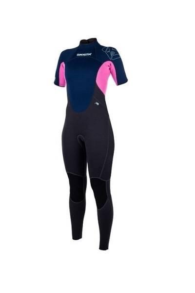 Mystic wetsuit short arm dames