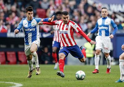 Twee Atletico-spelers liepen coronavirus op; kwartfinale CL komt niet in het gedrang