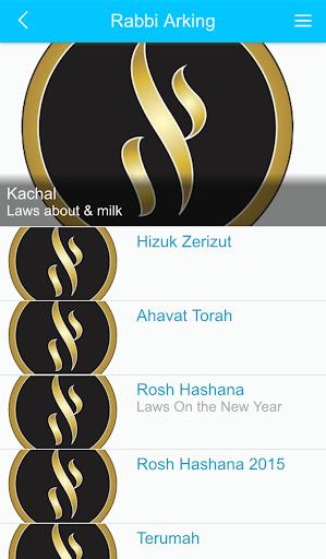 Ohr Halacha|玩生活App免費|玩APPs