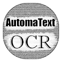 AutomaText OCR icon