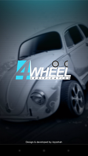 4 Wheel Verification