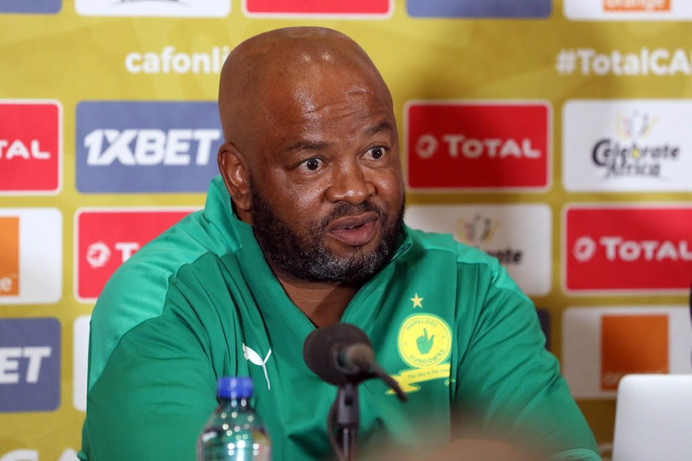 Sundowns coach Mngqithi confident of bouncing back against ...