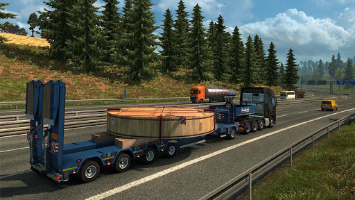 Euro Truck Boat Cargo Driving Simulator 2020 1.0.11 screenshots 1