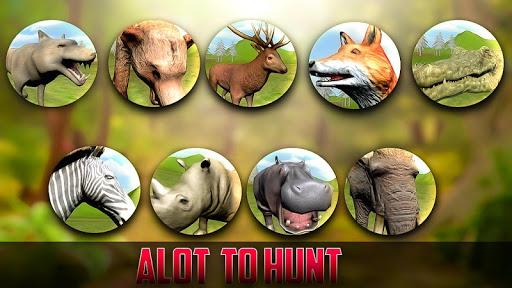 Télécharger gratuit Wild Deer Hunter 2020: New Animal Hunting Games APK MOD 2