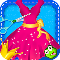 Little Princess Tailor Dressup icon