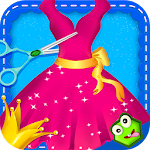 My Little Princess Tailor Dress up - Fashion Game Icon