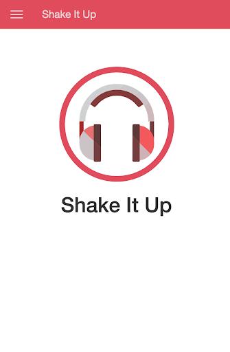 Shake It Up Lyrics