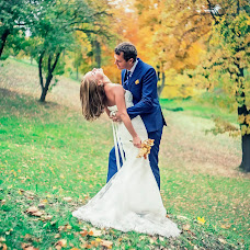 Wedding photographer Andrey Lagunov (photovideograph). Photo of 01.10.2016