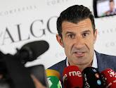 Luis Figo rancunier envers Florentino Perez