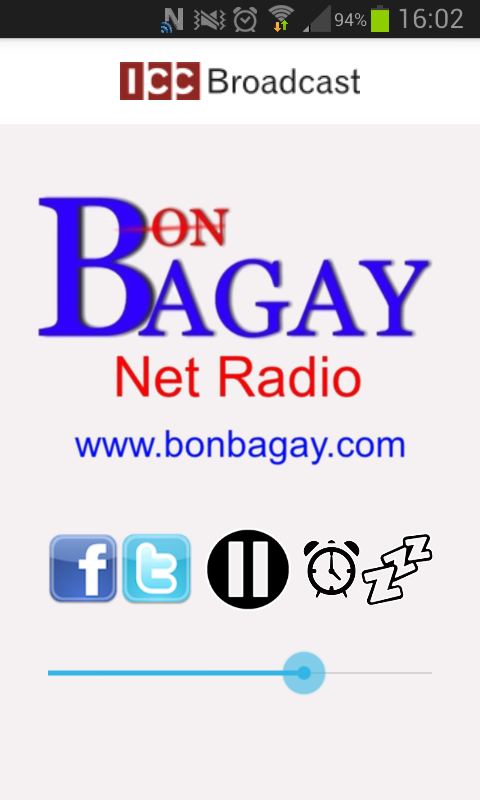 Bon Bagay Net Radio- screenshot
