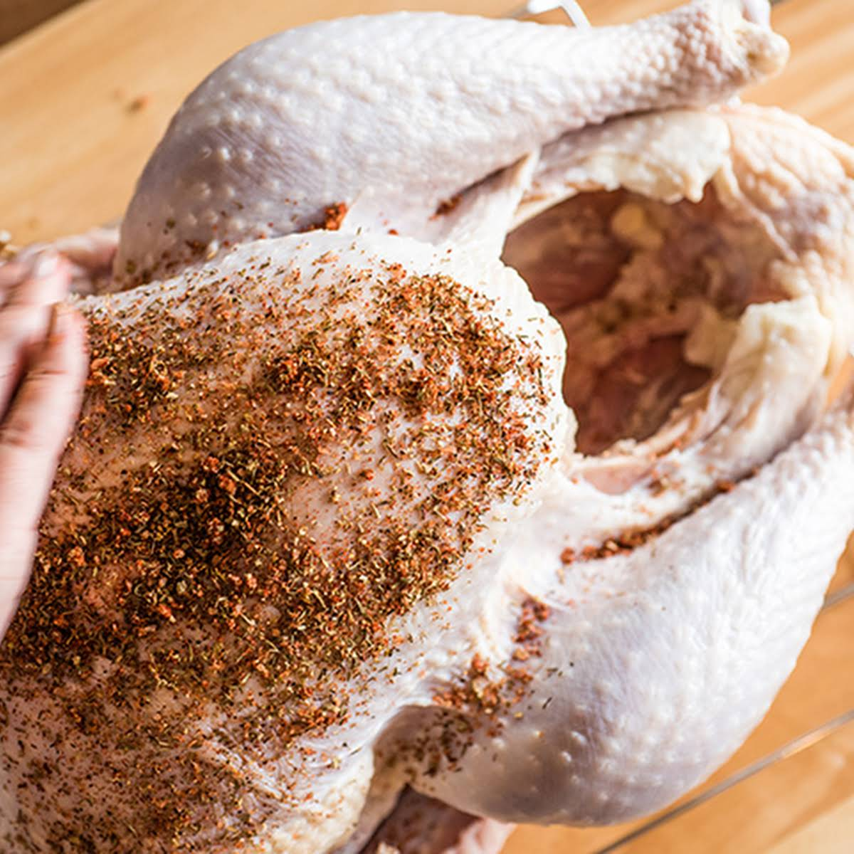 Dry Brine your Thanksgiving Turkey this Year