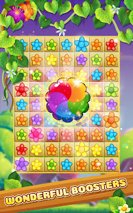 Download Flower Crush Jello – Match 3 Puzzle For PC Windows and Mac apk screenshot 4
