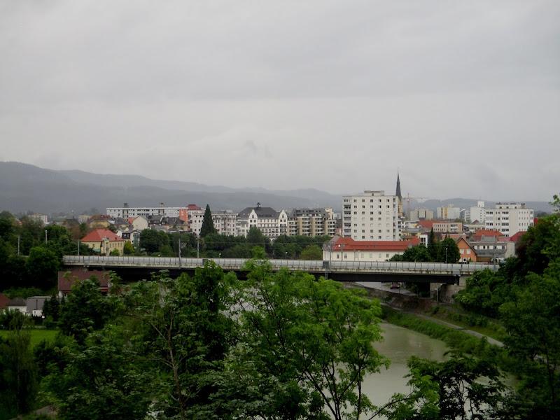 Città fluviale di LunaStorta