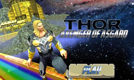 Thor Avenger of Asgard