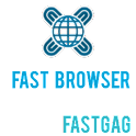 Fast Browser +NoAds icon