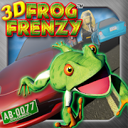 3D Frog Frenzy 1.0 Icon