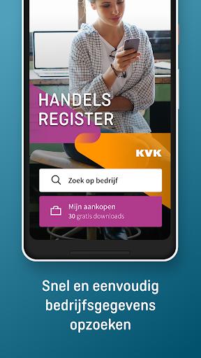 KVK App Handelsregister screenshots 1