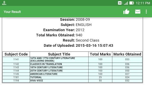NU Results BD 2.1 screenshots 7