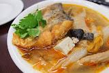 鮮美味沙鍋魚頭e餚館