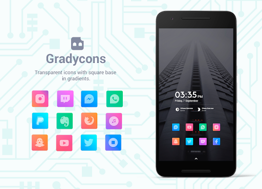Bixpic Icons (6 Icon Packs included)  screenshots 7