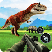 Dinosaur Hunter Sniper Safari Animals Hunt