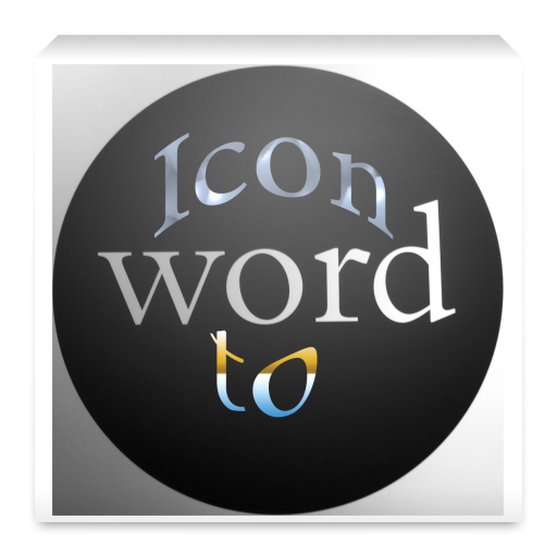 icon to word