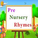 Pre Nursery Rhymes: Kids Poems icon