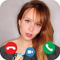 Larissa Manoela Fake Call Video icon