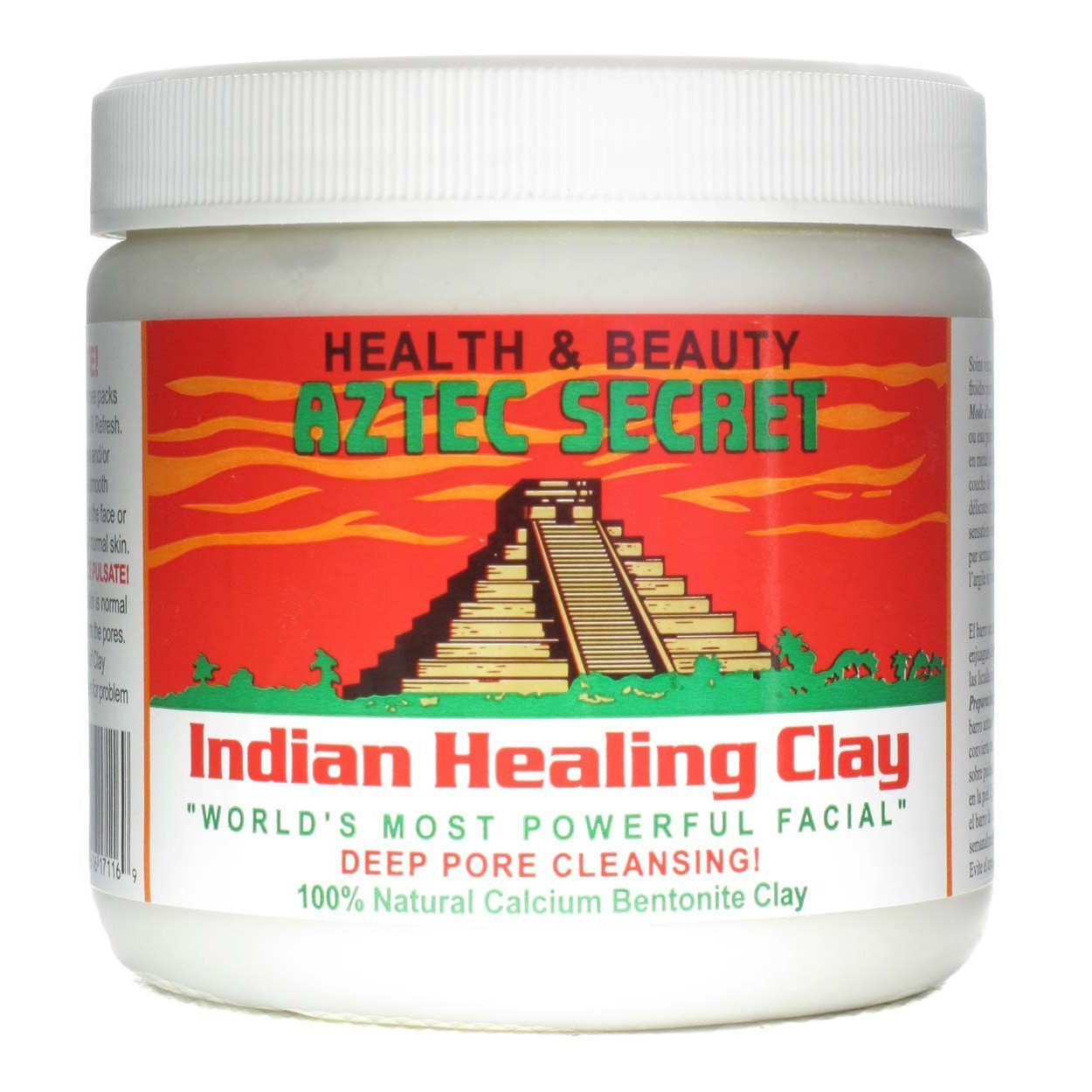Image result for aztec healing clay mask