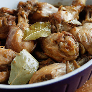 Filipino Main Dishes Chicken Recipes