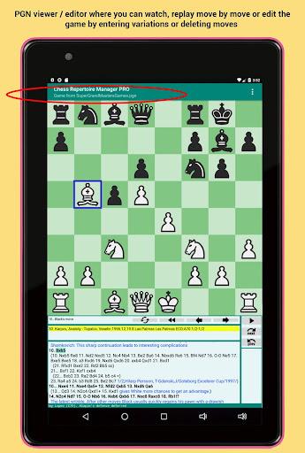 Chess Trainer Free - Repertoire Builder moddedcrack screenshots 14