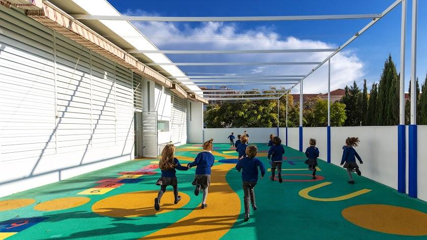 Las instalaciones del centro en C/Santiago.
