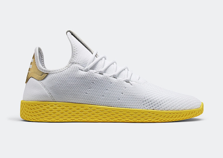 19f7ea6236d Pharrell Williams introduces the adidas Tennis Hu