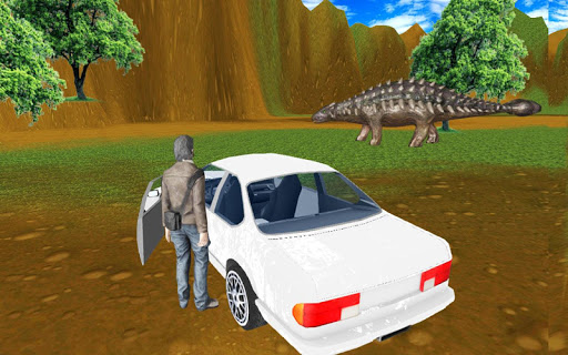 Dino Park Construction - Dinosaur World Maker  captures d'écran 1