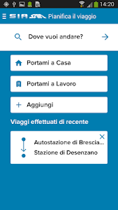 ARRIVA Brescia screenshot 2