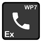 Theme to ExDialer in style WP7