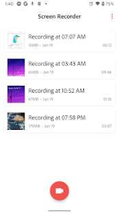 Screen Recorder Screenshot