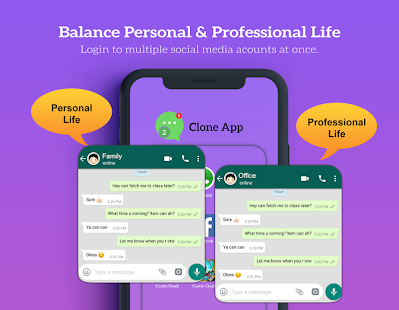 App Clone App: Dual App Cloner APK for Windows Phone