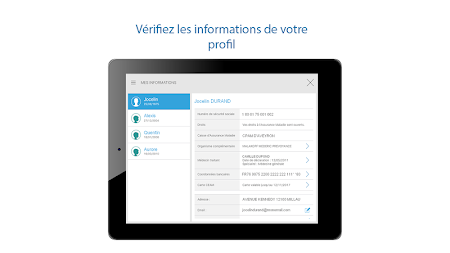 ameli, l'Assurance Maladie 9.0.0 screenshot 2088636
