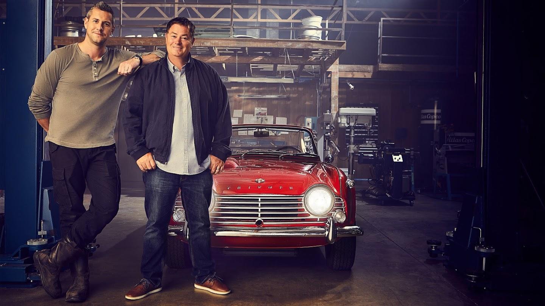 Watch Wheeler Dealers: Dream Car live