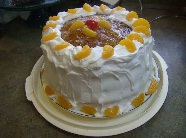 Esthers Orange Marmalade Cake From The Mitford Series Cookbook