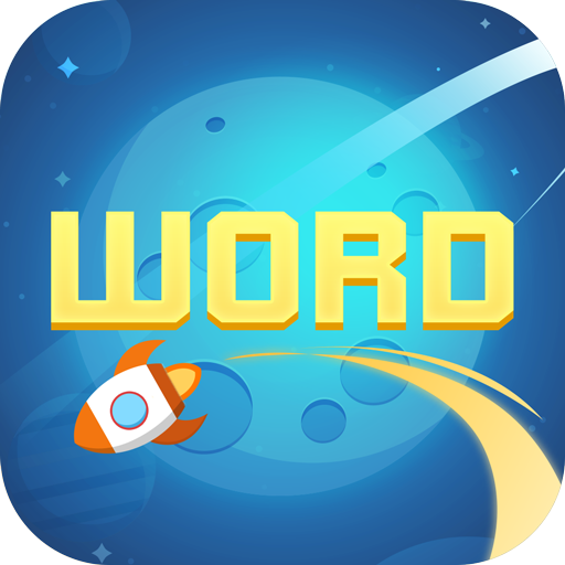Word Game - Addictive Puzzle & Merge Fun Icon
