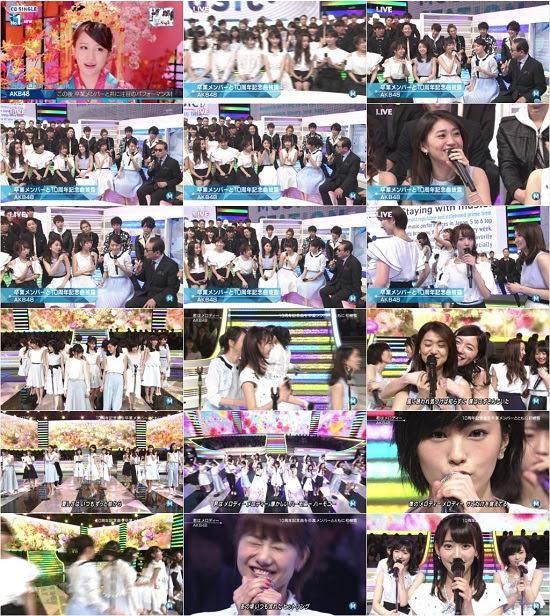 (TV-Music)(1080i) AKB48 – Music Station 160311