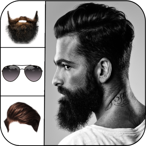 Men Stylish Beard Hair Style Android Apps On Google Play - Hairstyle beard app