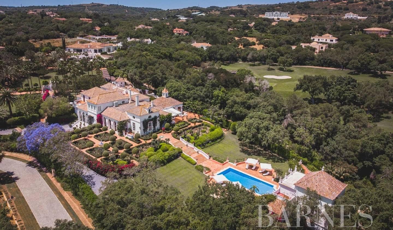 Villa avec jardin et terrasse San Roque