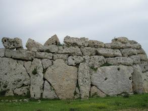 Photo: Heilige Megalittempel auf Gozo...Älter als die Pyramiden!