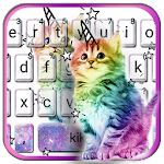 Lovely Caticorn Keyboard Theme Icon