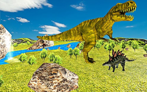 Deadly Dinosaur Hunter Animals Hunting Games - náhled