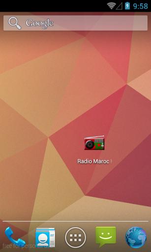 Radio Maroc HD.