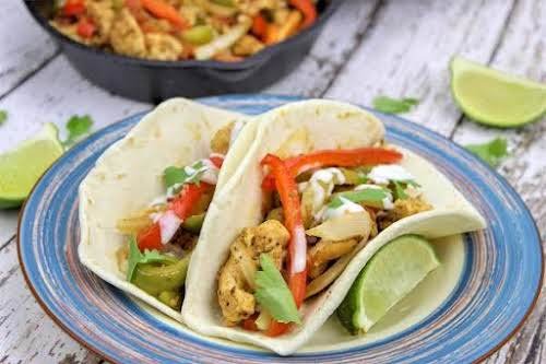 """Oven Fajita Bake""""Easy and tasty dish loved by the entire family."""" -..."""